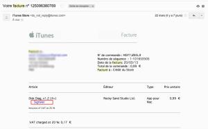 Image - Demande de remboursement Apple